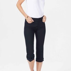 NYDJ Marilyn Straight Crop Jeans